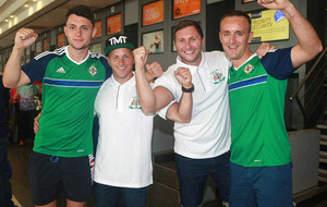 More than 100,000 football fans from across Ireland to travel to Euros