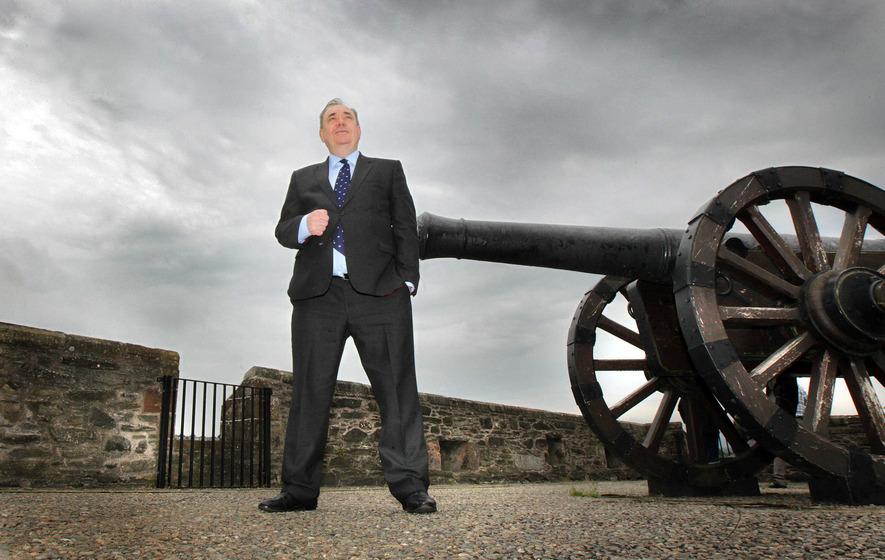 Alex Salmond calls for remain vote in Derry speech
