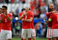 Wales have no regrets at celebrations over England second round Euro 2016 exit