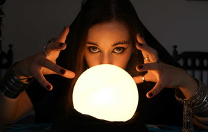 The future tense is for more than fortune tellers