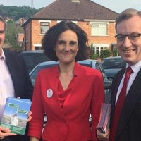 Secretary of state Theresa Villiers criticised over Belfast canvass