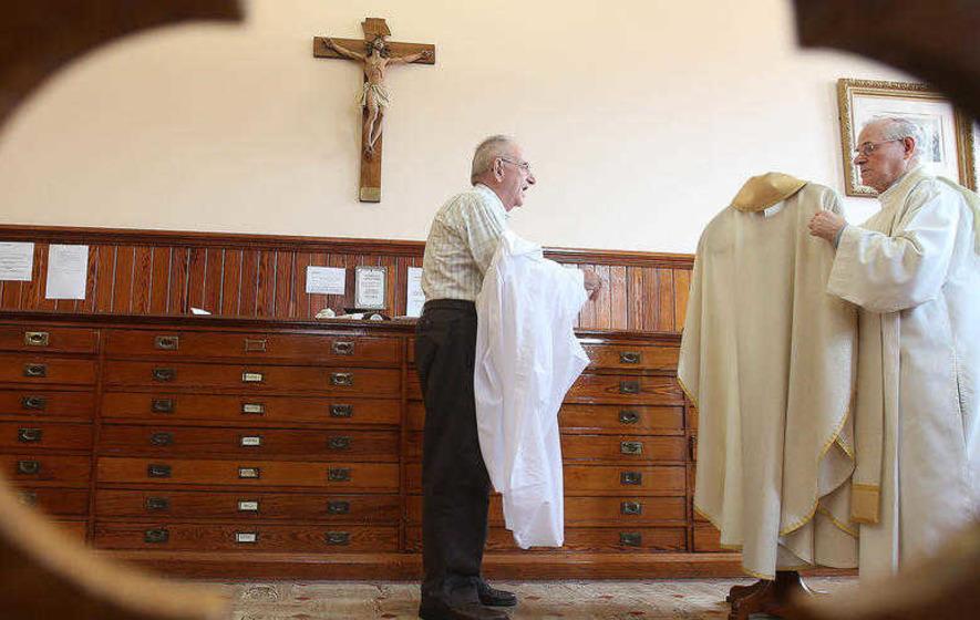 Redemptorist novenas are `major religious events'