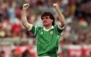 Martin O'Neill's Republic of Ireland side can write their own history says Ray Houghton