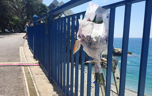 Euro 2016: Family 'devastated' at death of Northern Ireland fan in Nice promenade fall