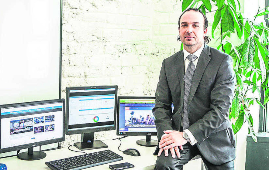 Ex-banker launches new financial comparison site for SMEs in Northern Ireland