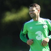 Wes Hoolahan positive ahead of Saturday's clash with Belgium