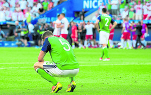 Northern Ireland's Jonny Evans eyes up victory over Ukraine