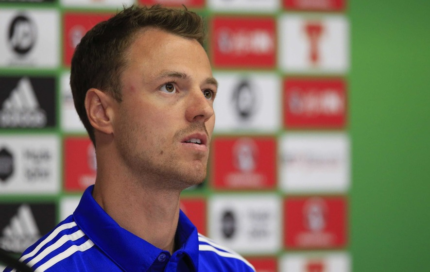 Irish fans showed 'togetherness' in response to Darren Rodgers' tragic death says Jonny Evans