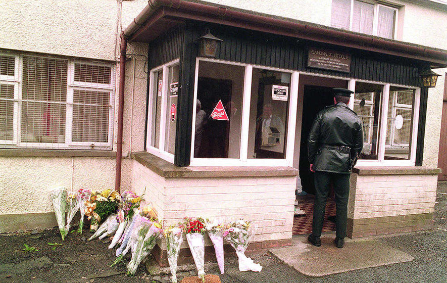 Loughinisland: Chief Constable asks why ombudsman did not call for arrests of officers