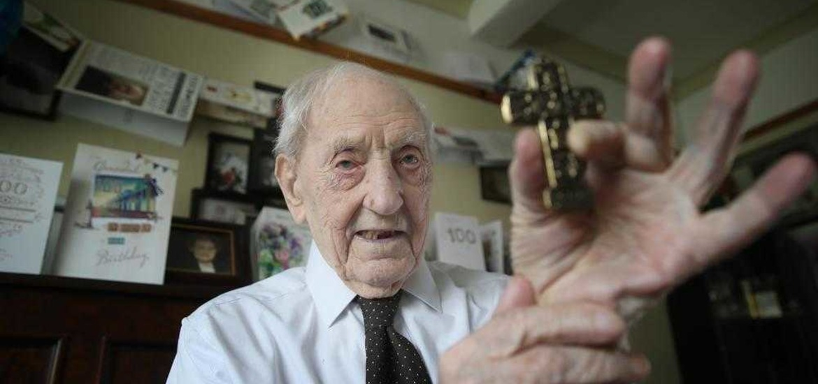 west belfast man 100 to receive medal for services to catholic