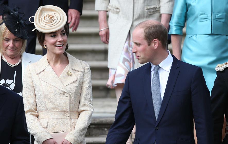 Portstewart selfie snapper catches eye of Prince William at Hillsborough garden party
