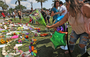 Thousands turn out in Orlando to remember victims of Pulse nightclub massacre
