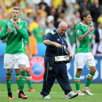 James McClean in the frame to replace injured Jon Walters