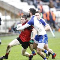 Down's Joe Murphy isn't underestimating Longford test