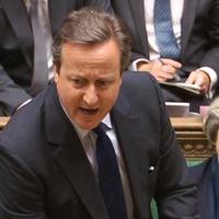 David Cameron warns of post-Brexit border controls