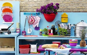 Interiors: Bright and beautiful – colour code your home for summer
