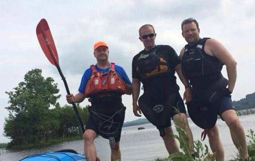 Kayakers to paddle 136 miles down Ireland for motor neurone disease charity