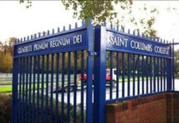 Shock over sudden death of teacher from St Columb's College, Derry