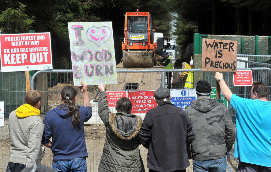 Company behind Woodburn Forest oil drill call off project