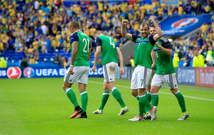 In Pictures: Euro 2016 - Northern Ireland 2 Ukraine 0