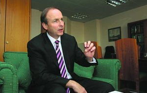 Brexit would cause 'massive uncertainty', warns Fianna Fail leader Micheal Martin