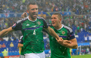 Northern Ireland deservedly beat Ukraine at Euro 2016