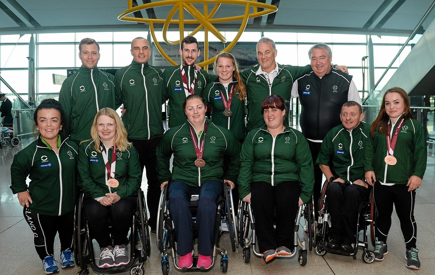 Success for Ireland's Para-Athletes at IPC Athletics Europeans