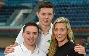 Olympic Council of Ireland announces swim athletes to compete in Rio