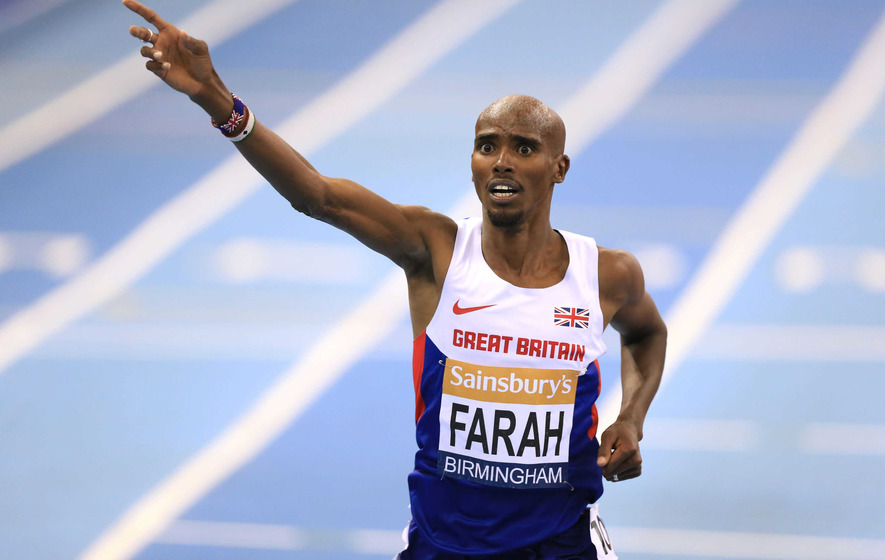 On This Day - June 18 2015: it's revealed Mo Farah had missed two doping tests