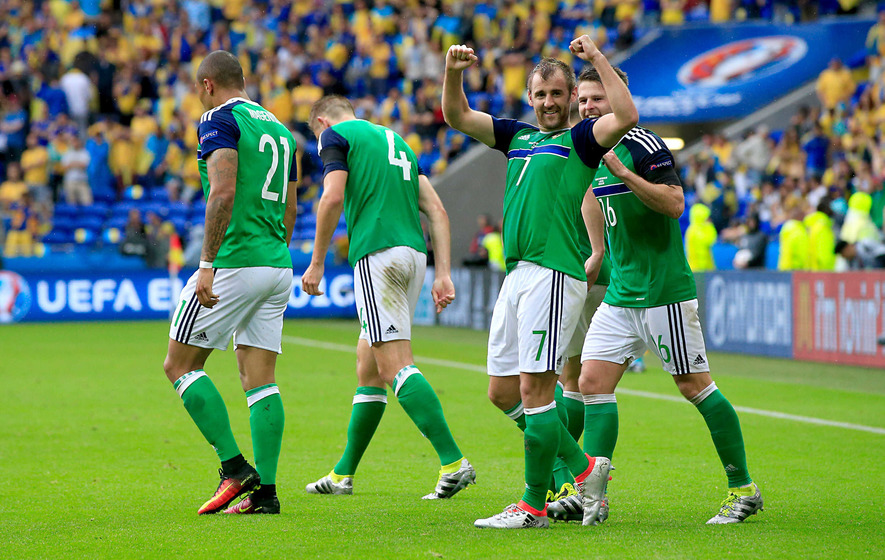 Proud Michael O'Neill delighted as Northern Ireland show their resilience