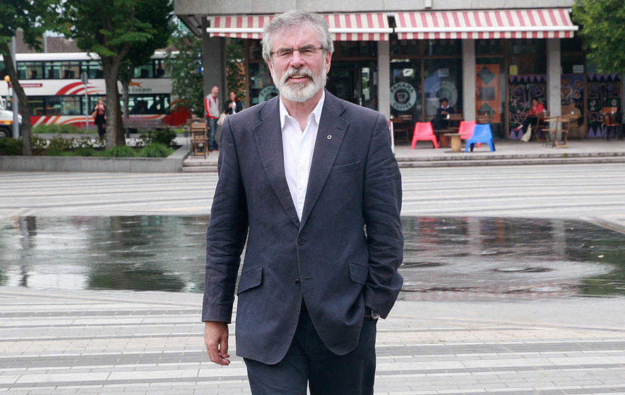 Gerry Adams says Brexit is not in Ireland's interest