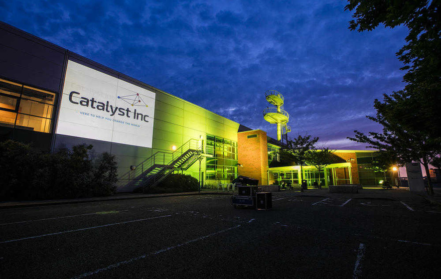 Catalyst Inc is new name for Northern Ireland Science Park as £100m investment is revealed