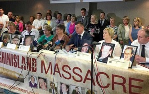 Loughinisland families meet to watch football 22 years on