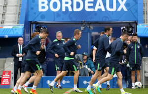Republic of Ireland boss Martin O'Neill expecting a Belgium backlash
