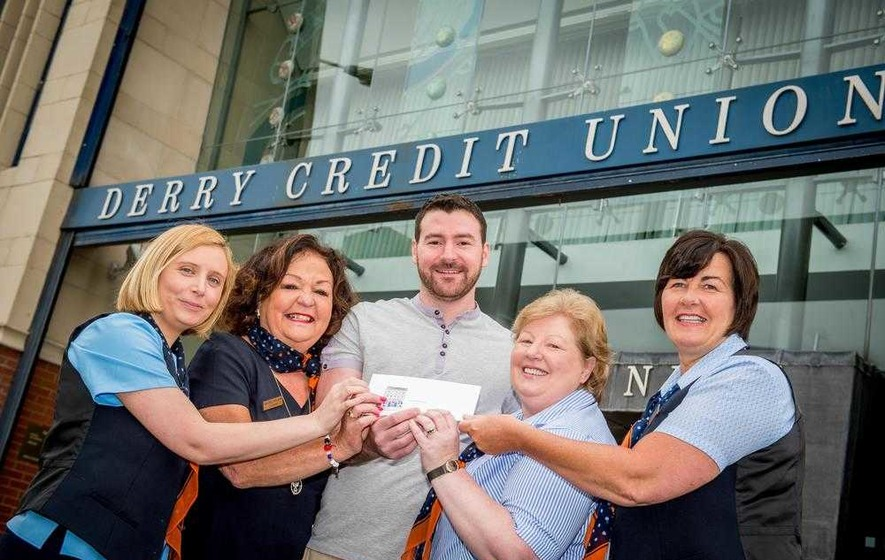 Derry Credit Union set up by John Hume reaches million loan milestone