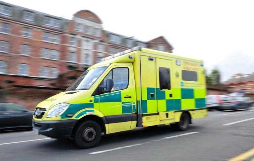 Dying patients wait up to 90 minutes for ambulance