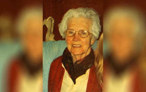 Rose (96) was wonderful cook and home-maker