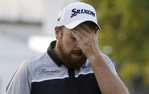 Shane Lowry slips up as Dustin Johnston wins farcical US Open