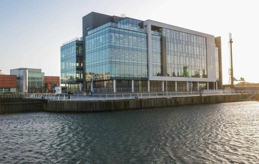 Image result for office space near waterfront