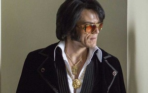 A meeting of suspicious minds: Elvis & Nixon