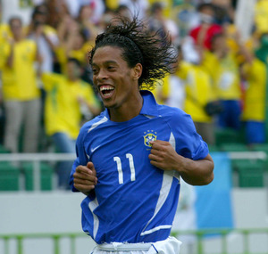 On This Day, June 21, 2002: A Ronaldinho free kick knocks England out of the World Cup quarter finals