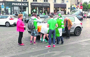 Le Monde newspaper praises Irish as 'model fans' at Euro 2016