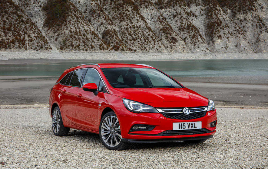 Astral peaks - why the latest Vauxhall Astra is the best yet
