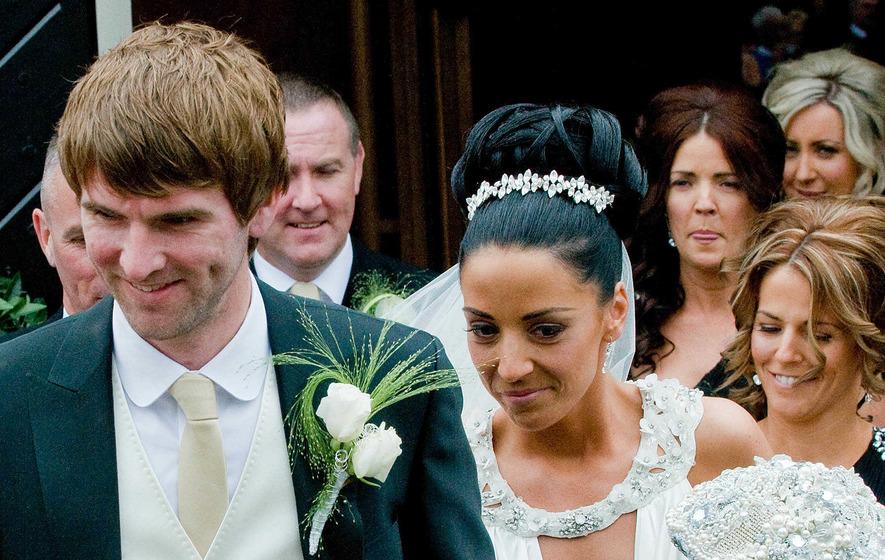 Derry footballer Paddy McCourt misses Euros due to wife's brain tumour diagnosis