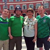 Euro 2016: Arlene Foster urges employers to let workers leave early for Northern Ireland v Germany game