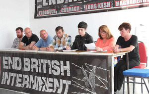 Anti-internment parade plans for Belfast revealed