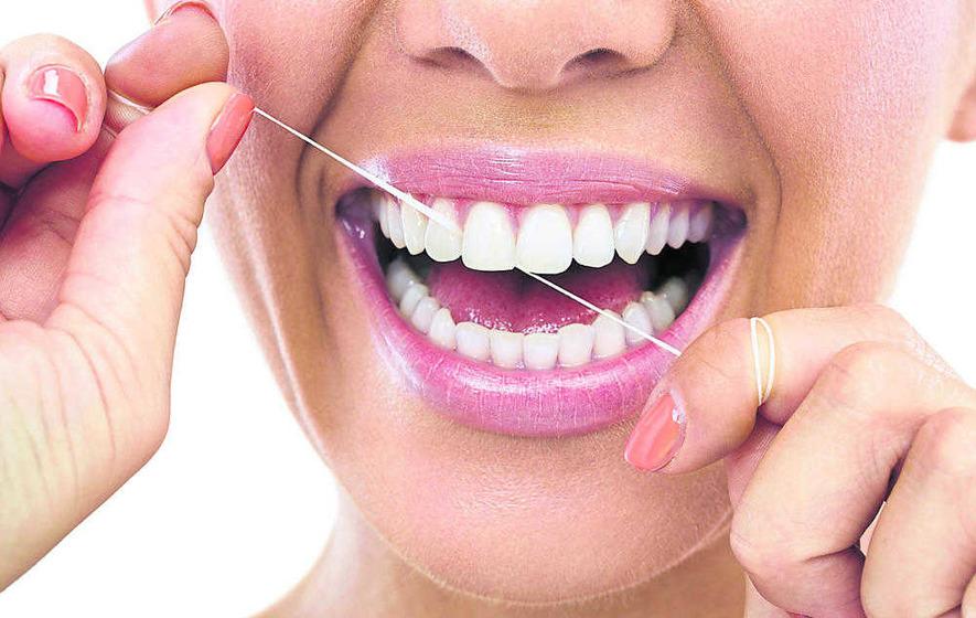 Ask the dentist: Keeping clean in-between