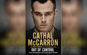 Tyrone star Cathal McCarron appears before Dublin court
