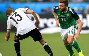 Qualification in the balance for Northern Ireland after Germany defeat