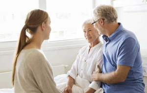 Palliative care to be improved by patient feedback